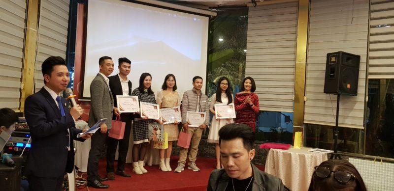 Cong Ty Kien Vang To Chuc Tat Nien Cuoi Nam 2019 Va Ky Niem 10 Nam Thanh Lap Cong Ty 2009 2019 9