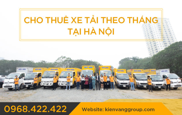 cho thue xe tai theo thang tai Ha Noi
